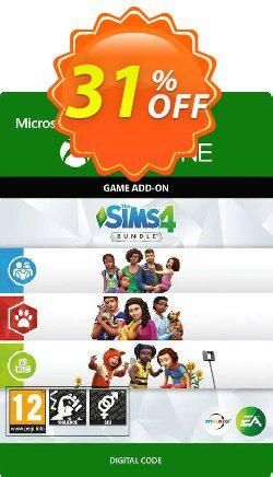 The Sims 4 Bundle - Cats & Dogs, Parenthood, Toddler Stuff  Xbox One - UK  Coupon discount The Sims 4 Bundle - Cats & Dogs, Parenthood, Toddler Stuff  Xbox One (UK) Deal 2021 CDkeys - The Sims 4 Bundle - Cats & Dogs, Parenthood, Toddler Stuff  Xbox One (UK) Exclusive Sale offer for iVoicesoft