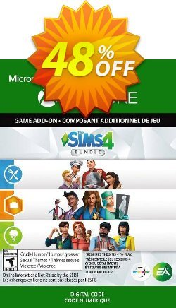 The Sims 4 Bundle - Get to Work, Dine Out, Cool Kitchen Stuff Xbox One - UK  Coupon discount The Sims 4 Bundle - Get to Work, Dine Out, Cool Kitchen Stuff Xbox One (UK) Deal 2021 CDkeys - The Sims 4 Bundle - Get to Work, Dine Out, Cool Kitchen Stuff Xbox One (UK) Exclusive Sale offer for iVoicesoft
