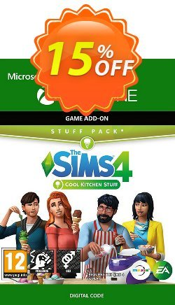 The Sims 4 - Cool Kitchen Stuff Xbox One - UK  Coupon discount The Sims 4 - Cool Kitchen Stuff Xbox One (UK) Deal 2021 CDkeys - The Sims 4 - Cool Kitchen Stuff Xbox One (UK) Exclusive Sale offer for iVoicesoft