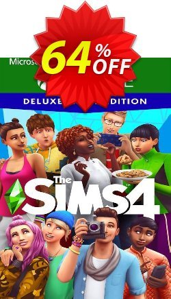 The Sims 4 Deluxe Party Edition Xbox One - UK  Coupon discount The Sims 4 Deluxe Party Edition Xbox One (UK) Deal 2021 CDkeys - The Sims 4 Deluxe Party Edition Xbox One (UK) Exclusive Sale offer for iVoicesoft