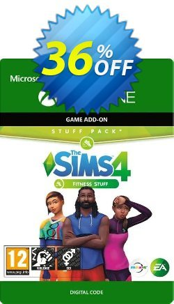 The Sims 4 - Fitness Stuff Xbox One - UK  Coupon discount The Sims 4 - Fitness Stuff Xbox One (UK) Deal 2021 CDkeys - The Sims 4 - Fitness Stuff Xbox One (UK) Exclusive Sale offer for iVoicesoft