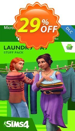 The Sims 4 - Laundry Day Stuff Xbox One - UK  Coupon discount The Sims 4 - Laundry Day Stuff Xbox One (UK) Deal 2021 CDkeys - The Sims 4 - Laundry Day Stuff Xbox One (UK) Exclusive Sale offer for iVoicesoft