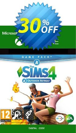 The Sims 4: Outdoor Retreat Xbox One Coupon discount The Sims 4: Outdoor Retreat Xbox One Deal 2021 CDkeys - The Sims 4: Outdoor Retreat Xbox One Exclusive Sale offer for iVoicesoft