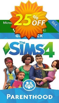 The Sims 4 - Parenthood Game Pack Xbox One - UK  Coupon discount The Sims 4 - Parenthood Game Pack Xbox One (UK) Deal 2021 CDkeys - The Sims 4 - Parenthood Game Pack Xbox One (UK) Exclusive Sale offer for iVoicesoft