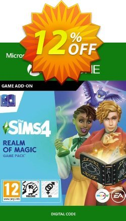 The Sims 4: Realm of Magic Xbox One Coupon discount The Sims 4: Realm of Magic Xbox One Deal 2021 CDkeys - The Sims 4: Realm of Magic Xbox One Exclusive Sale offer for iVoicesoft