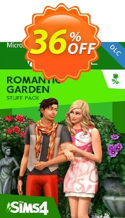 The Sims 4 - Romantic Garden Stuff Xbox One - UK  Coupon discount The Sims 4 - Romantic Garden Stuff Xbox One (UK) Deal 2021 CDkeys - The Sims 4 - Romantic Garden Stuff Xbox One (UK) Exclusive Sale offer for iVoicesoft