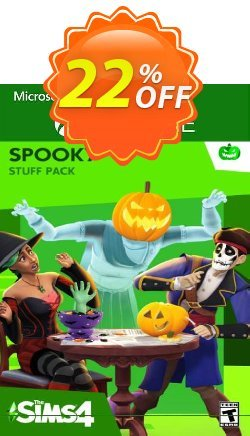 The Sims 4 - Spooky Stuff Xbox One - UK  Coupon discount The Sims 4 - Spooky Stuff Xbox One (UK) Deal 2021 CDkeys - The Sims 4 - Spooky Stuff Xbox One (UK) Exclusive Sale offer for iVoicesoft