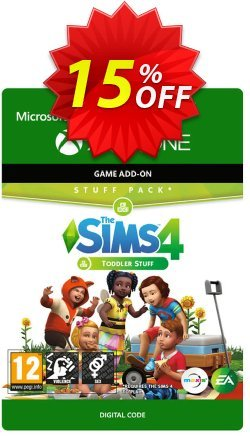 The Sims 4 - Toddler Stuff Xbox One - UK  Coupon discount The Sims 4 - Toddler Stuff Xbox One (UK) Deal 2021 CDkeys - The Sims 4 - Toddler Stuff Xbox One (UK) Exclusive Sale offer for iVoicesoft