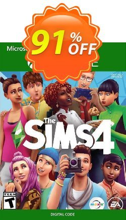 The Sims 4 Xbox One - US  Coupon discount The Sims 4 Xbox One (US) Deal 2021 CDkeys - The Sims 4 Xbox One (US) Exclusive Sale offer for iVoicesoft