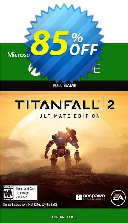 Titanfall 2 - Ultimate Edition Xbox One - UK  Coupon discount Titanfall 2 - Ultimate Edition Xbox One (UK) Deal 2021 CDkeys - Titanfall 2 - Ultimate Edition Xbox One (UK) Exclusive Sale offer for iVoicesoft
