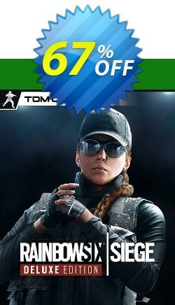 Tom Clancy's Rainbow Six Siege - Deluxe Edition Xbox One - WW  Coupon discount Tom Clancy's Rainbow Six Siege - Deluxe Edition Xbox One (WW) Deal 2021 CDkeys - Tom Clancy's Rainbow Six Siege - Deluxe Edition Xbox One (WW) Exclusive Sale offer for iVoicesoft