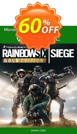 Tom Clancy's Rainbow Six Siege - Gold Edition Xbox One - UK  Coupon discount Tom Clancy's Rainbow Six Siege - Gold Edition Xbox One (UK) Deal 2021 CDkeys - Tom Clancy's Rainbow Six Siege - Gold Edition Xbox One (UK) Exclusive Sale offer for iVoicesoft