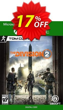 Tom Clancys The Division 2 Xbox One + DLC Coupon discount Tom Clancys The Division 2 Xbox One + DLC Deal 2021 CDkeys - Tom Clancys The Division 2 Xbox One + DLC Exclusive Sale offer for iVoicesoft