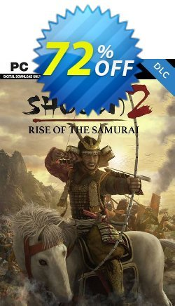 Total War: SHOGUN 2 - Rise of the Samurai Campaign PC -  DLC Coupon discount Total War: SHOGUN 2 - Rise of the Samurai Campaign PC -  DLC Deal 2021 CDkeys - Total War: SHOGUN 2 - Rise of the Samurai Campaign PC -  DLC Exclusive Sale offer for iVoicesoft