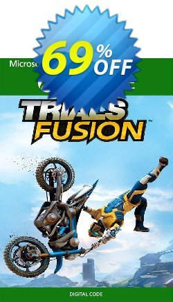Trials Fusion Xbox One - UK  Coupon discount Trials Fusion Xbox One (UK) Deal 2021 CDkeys - Trials Fusion Xbox One (UK) Exclusive Sale offer for iVoicesoft