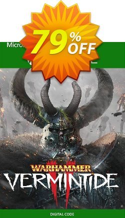 Warhammer: Vermintide 2 Xbox One - UK  Coupon discount Warhammer: Vermintide 2 Xbox One (UK) Deal 2021 CDkeys - Warhammer: Vermintide 2 Xbox One (UK) Exclusive Sale offer for iVoicesoft
