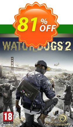 Watch Dogs 2 - Gold Edition Xbox One - UK  Coupon discount Watch Dogs 2 - Gold Edition Xbox One (UK) Deal 2021 CDkeys - Watch Dogs 2 - Gold Edition Xbox One (UK) Exclusive Sale offer for iVoicesoft