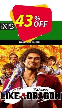 Yakuza: Like a Dragon  Xbox One/Xbox Series X|S  - UK  Coupon discount Yakuza: Like a Dragon  Xbox One/Xbox Series X|S  (UK) Deal 2021 CDkeys - Yakuza: Like a Dragon  Xbox One/Xbox Series X|S  (UK) Exclusive Sale offer for iVoicesoft