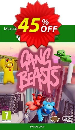 Gang Beasts Xbox One - US  Coupon discount Gang Beasts Xbox One (US) Deal 2021 CDkeys - Gang Beasts Xbox One (US) Exclusive Sale offer for iVoicesoft
