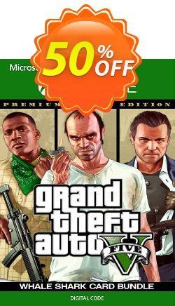 Grand Theft Auto V Premium Online Edition & Whale Shark Card Bundle Xbox One - EU  Coupon discount Grand Theft Auto V Premium Online Edition & Whale Shark Card Bundle Xbox One (EU) Deal 2021 CDkeys - Grand Theft Auto V Premium Online Edition & Whale Shark Card Bundle Xbox One (EU) Exclusive Sale offer for iVoicesoft