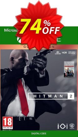 Hitman 2 - Gold Edition Xbox One - Brazil  Coupon discount Hitman 2 - Gold Edition Xbox One (Brazil) Deal 2021 CDkeys - Hitman 2 - Gold Edition Xbox One (Brazil) Exclusive Sale offer for iVoicesoft