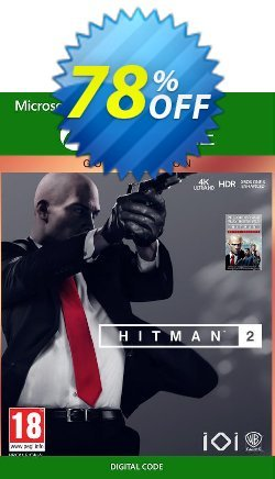 Hitman 2 Gold Edition Xbox One - EU  Coupon discount Hitman 2 Gold Edition Xbox One (EU) Deal 2021 CDkeys. Promotion: Hitman 2 Gold Edition Xbox One (EU) Exclusive Sale offer for iVoicesoft