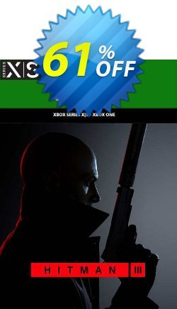HITMAN 3 Xbox One/Xbox Series X|S - EU  Coupon discount HITMAN 3 Xbox One/Xbox Series X|S (EU) Deal 2021 CDkeys - HITMAN 3 Xbox One/Xbox Series X|S (EU) Exclusive Sale offer for iVoicesoft