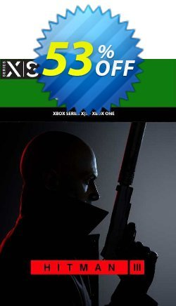 HITMAN 3 Xbox One/Xbox Series X|S - UK  Coupon discount HITMAN 3 Xbox One/Xbox Series X|S (UK) Deal 2021 CDkeys - HITMAN 3 Xbox One/Xbox Series X|S (UK) Exclusive Sale offer for iVoicesoft