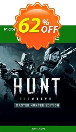 Hunt: Showdown - Master Hunter Edition Xbox One - UK  Coupon discount Hunt: Showdown - Master Hunter Edition Xbox One (UK) Deal 2021 CDkeys - Hunt: Showdown - Master Hunter Edition Xbox One (UK) Exclusive Sale offer for iVoicesoft