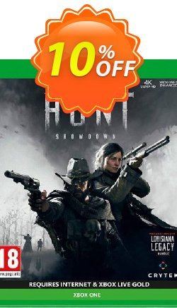 Hunt: Showdown Xbox One - EU  Coupon discount Hunt: Showdown Xbox One (EU) Deal 2021 CDkeys - Hunt: Showdown Xbox One (EU) Exclusive Sale offer for iVoicesoft