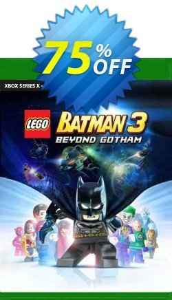LEGO Batman 3 Beyond Gotham Xbox One - UK  Coupon discount LEGO Batman 3 Beyond Gotham Xbox One (UK) Deal 2021 CDkeys - LEGO Batman 3 Beyond Gotham Xbox One (UK) Exclusive Sale offer for iVoicesoft