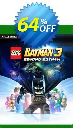 LEGO Batman 3 Beyond Gotham Xbox One - US  Coupon discount LEGO Batman 3 Beyond Gotham Xbox One (US) Deal 2021 CDkeys - LEGO Batman 3 Beyond Gotham Xbox One (US) Exclusive Sale offer for iVoicesoft