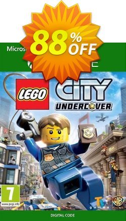 LEGO City Undercover Xbox One - US  Coupon discount LEGO City Undercover Xbox One (US) Deal 2021 CDkeys - LEGO City Undercover Xbox One (US) Exclusive Sale offer for iVoicesoft