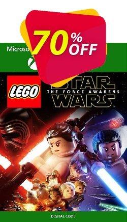 LEGO Star Wars The Force Awakens Xbox One - UK  Coupon discount LEGO Star Wars The Force Awakens Xbox One (UK) Deal 2021 CDkeys - LEGO Star Wars The Force Awakens Xbox One (UK) Exclusive Sale offer for iVoicesoft