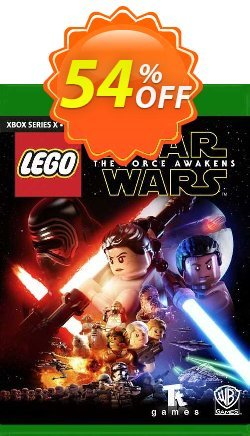 LEGO Star Wars - The Force Awakens Xbox One - US  Coupon discount LEGO Star Wars - The Force Awakens Xbox One (US) Deal 2021 CDkeys - LEGO Star Wars - The Force Awakens Xbox One (US) Exclusive Sale offer for iVoicesoft