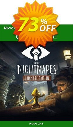 Little Nightmares Complete Edition Xbox One - US  Coupon discount Little Nightmares Complete Edition Xbox One (US) Deal 2021 CDkeys - Little Nightmares Complete Edition Xbox One (US) Exclusive Sale offer for iVoicesoft
