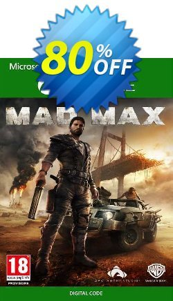 Mad Max Xbox One - EU  Coupon discount Mad Max Xbox One (EU) Deal 2021 CDkeys - Mad Max Xbox One (EU) Exclusive Sale offer for iVoicesoft