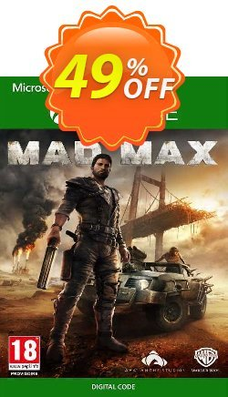 Mad Max Xbox One - US  Coupon discount Mad Max Xbox One (US) Deal 2021 CDkeys - Mad Max Xbox One (US) Exclusive Sale offer for iVoicesoft