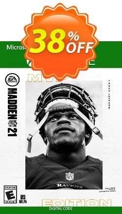 Madden NFL 21: MVP Edition Xbox One - EU  Coupon discount Madden NFL 21: MVP Edition Xbox One (EU) Deal 2021 CDkeys - Madden NFL 21: MVP Edition Xbox One (EU) Exclusive Sale offer for iVoicesoft