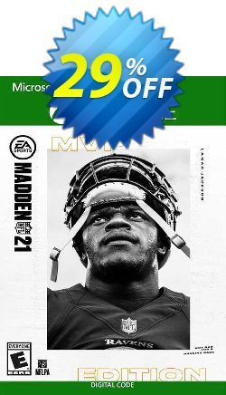 Madden NFL 21: MVP Edition Xbox One - UK  Coupon discount Madden NFL 21: MVP Edition Xbox One (UK) Deal 2021 CDkeys - Madden NFL 21: MVP Edition Xbox One (UK) Exclusive Sale offer for iVoicesoft