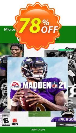 Madden NFL 21: Standard Edition Xbox One Coupon discount Madden NFL 21: Standard Edition Xbox One Deal 2021 CDkeys - Madden NFL 21: Standard Edition Xbox One Exclusive Sale offer for iVoicesoft