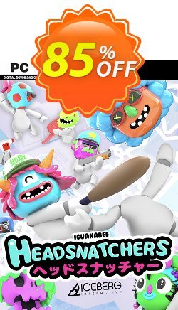 Headsnatchers PC Coupon discount Headsnatchers PC Deal. Promotion: Headsnatchers PC Exclusive offer for iVoicesoft
