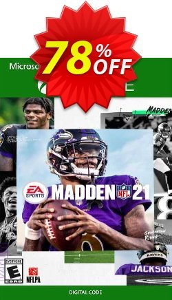 Madden NFL 21: Standard Edition Xbox One - US  Coupon discount Madden NFL 21: Standard Edition Xbox One (US) Deal 2021 CDkeys - Madden NFL 21: Standard Edition Xbox One (US) Exclusive Sale offer for iVoicesoft