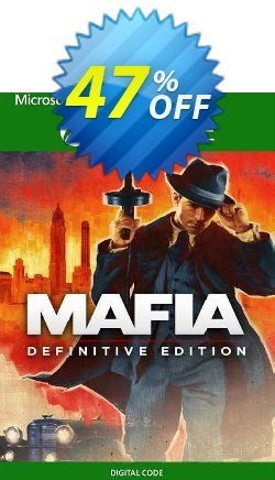 Mafia: Definitive Edition Xbox One - US  Coupon discount Mafia: Definitive Edition Xbox One (US) Deal 2021 CDkeys - Mafia: Definitive Edition Xbox One (US) Exclusive Sale offer for iVoicesoft