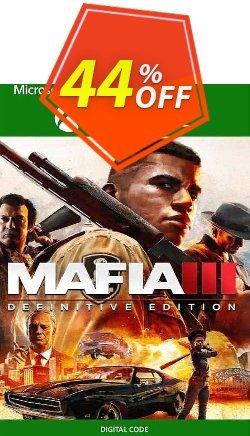 Mafia III: Definitive Edition Xbox One - EU  Coupon discount Mafia III: Definitive Edition Xbox One (EU) Deal 2021 CDkeys - Mafia III: Definitive Edition Xbox One (EU) Exclusive Sale offer for iVoicesoft