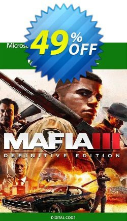Mafia III: Definitive Edition Xbox One - UK  Coupon discount Mafia III: Definitive Edition Xbox One (UK) Deal 2021 CDkeys - Mafia III: Definitive Edition Xbox One (UK) Exclusive Sale offer for iVoicesoft