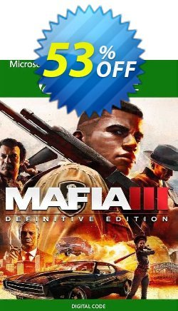 Mafia III: Definitive Edition Xbox One - US  Coupon discount Mafia III: Definitive Edition Xbox One (US) Deal 2021 CDkeys - Mafia III: Definitive Edition Xbox One (US) Exclusive Sale offer for iVoicesoft
