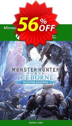 Monster Hunter World Iceborne Master Edition Xbox One - UK  Coupon discount Monster Hunter World Iceborne Master Edition Xbox One (UK) Deal 2021 CDkeys - Monster Hunter World Iceborne Master Edition Xbox One (UK) Exclusive Sale offer for iVoicesoft
