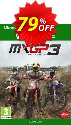 MXGP3 Xbox One - UK  Coupon discount MXGP3 Xbox One (UK) Deal 2021 CDkeys - MXGP3 Xbox One (UK) Exclusive Sale offer for iVoicesoft