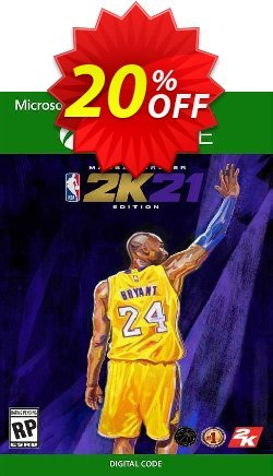 NBA 2K21 Next Generation Mamba Forever Edition Xbox One - UK  Coupon discount NBA 2K21 Next Generation Mamba Forever Edition Xbox One (UK) Deal 2021 CDkeys - NBA 2K21 Next Generation Mamba Forever Edition Xbox One (UK) Exclusive Sale offer for iVoicesoft